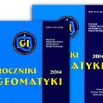 Roczniki Geomatyki on-line