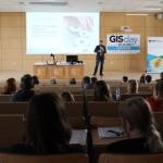 GIS Day 2015 - Michał Targoński