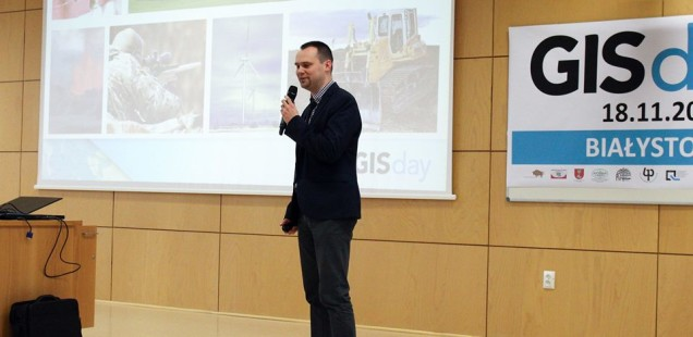 GIS Day - Jakub Bobrowski