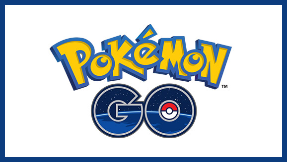 Logo gry Pokemon Go